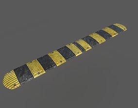 3D model realtime Road bump