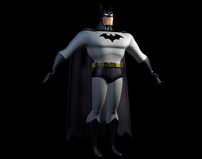 Batman Cartoon 3D