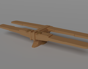 3D Star Wars - Droid Landing Craft
