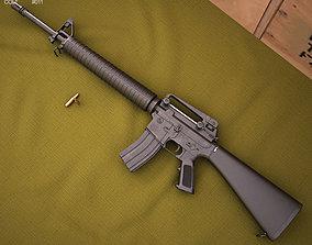 3D Colt M16A4