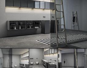 3D lupi Bathroom furniture set Bespoke 7
