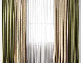 3D model Curtain 145