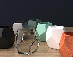 VASE 001 3D print model