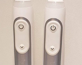 Braun Oral-B Toothbrush Holder 3D model