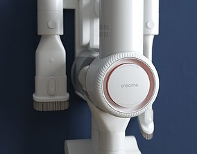 3D Vacuum cleaner Xiaomi Dreame V9