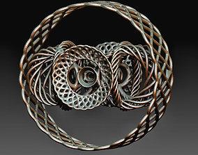 3D print model Ornament element