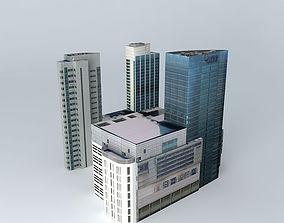3D model Senayan City
