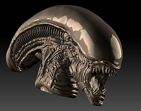 movie xenomorph inspired Alien 3 3d print