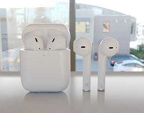 Airpods 3D model