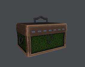 Tool Box 3D asset
