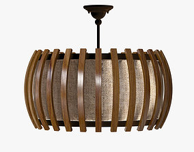 3D Currey and Company - Dado Pendant Light