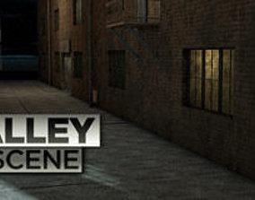3D asset alley
