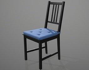 3D model furniture visualisation Chair