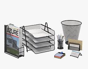 3D Office Supplies