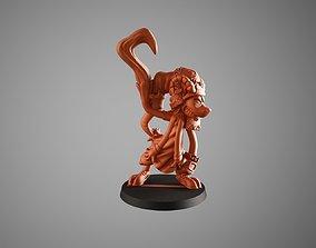 3D printable model Goat 8