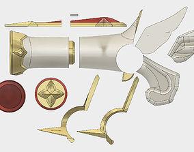 League of Legends Star Guardian Miss 3D printable model 1