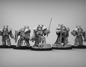 Zelot Heavy Troopers 3D printable model