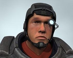 3D Mercenary