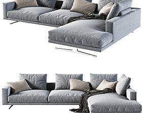 FLEXFORM CAMPIELLO sofa 3D