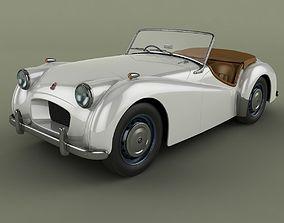 Triumph TR1 Prototype 3D