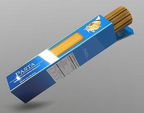 3D model Pasta