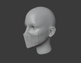 3D printable model Covid 19 Face mask