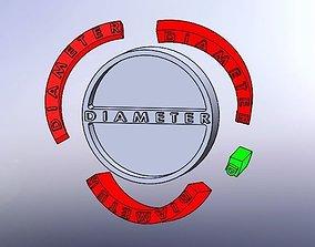 maths Pi constant educational 3D printable