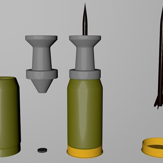 16cm ammunition