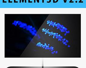 E3D - LG SIGNATURE OLED TV W 65 Inches model