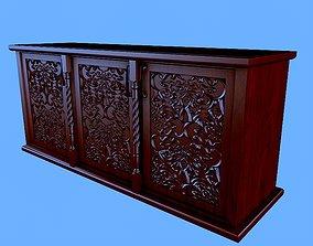 3D model Classic console 9
