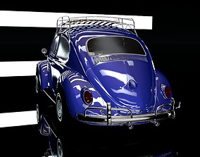 3D Beetle 66 old school