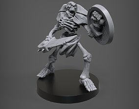 3D printable model Skeleton Captain