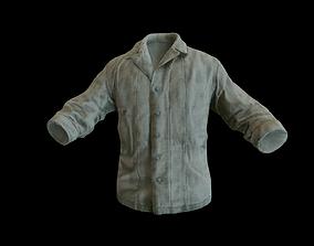 Jacket 10 3D model