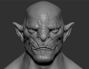 Azog The Defiler 3D printable model