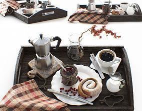 other 3D model Breakfast