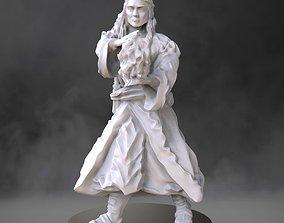 Elf mage 3D printable model