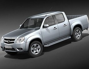 Mazda BT-50 2009 3D