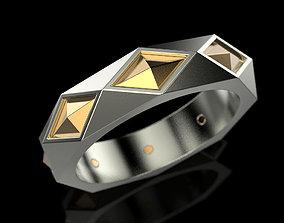 Ring Facet 3D printable model