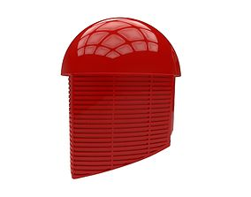3D printable model Elite Praetorian Guard Helmet3 from 3