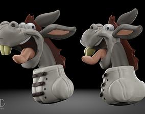 3D model Donkey Insanity