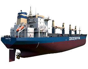 Bulk carrier Cosco 3D offshore