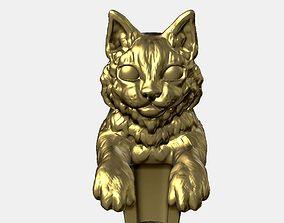 Ringmodel125 - Cat Ring