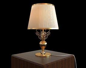 Table Lamp 3D model classic