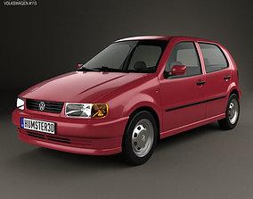 3D Volkswagen Polo 5-door 1994
