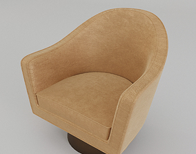 3D WORLDS AWAY Dominic cml armchair