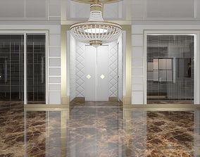 Classic Luxury Interior 3D