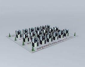 3D model Legionary Arcade
