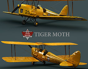 Plane 3D model airplane