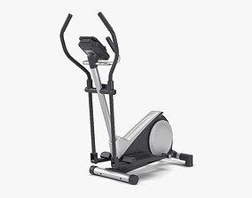 Elliptical Trainer 3D equipment