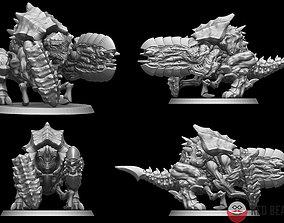 3D printable model Xenoteras Guard